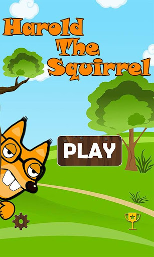 The Squirrel : Impossible Jump