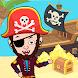 My Pirate Town - Sea Treasure Island Quest Games
