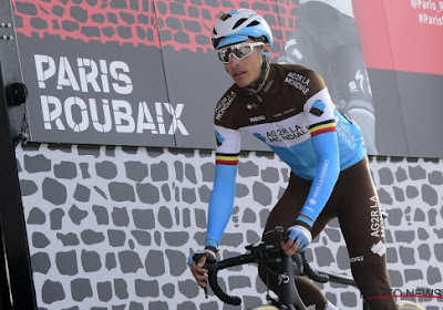 Oliver Naesen (AG2R La Mondiale) évoque ses ambitions sur le Tour de France
