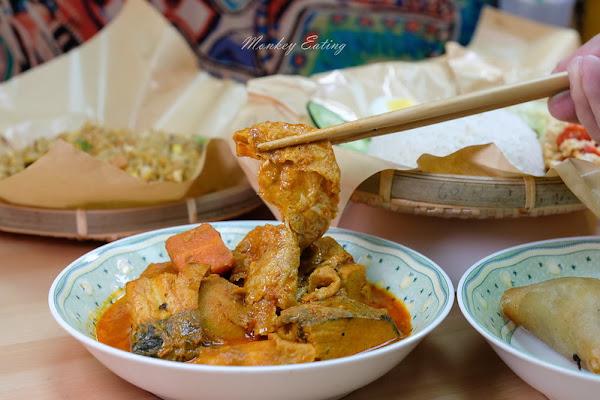寶林咖啡館 馬來西亞蔬食美食 自由店