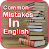Common Mistakes in English for speaking 1.3