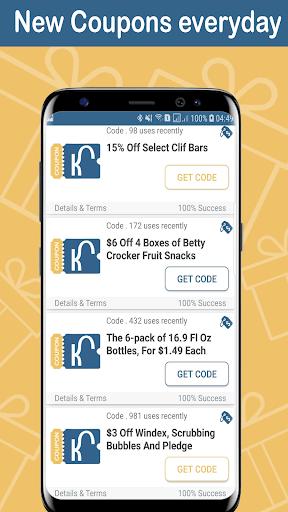 Download Coupons For Kroger Promo Code Deals Promotion Free For Android Coupons For Kroger Promo Code Deals Promotion Apk Download Steprimo Com