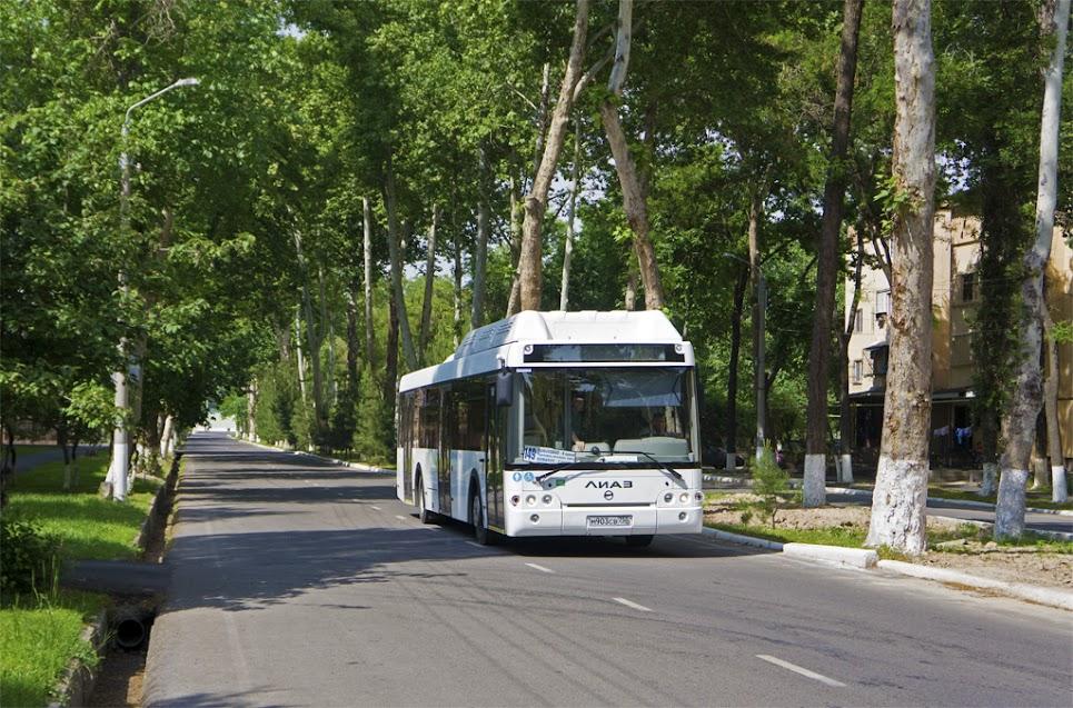 ЛИАЗ-5292 CNG в Ташкенте