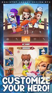 Hack Game Hero Rush apk free