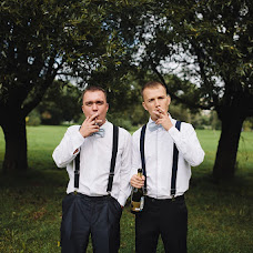 Wedding photographer Pavel Morozov (pavlinff). Photo of 23.08.2013