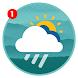 現地の天気-正確な今日は7日と15日