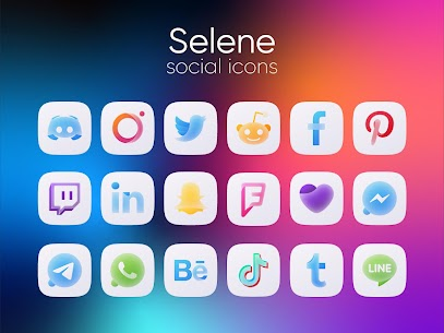 Selene Icon Pack for Android 4