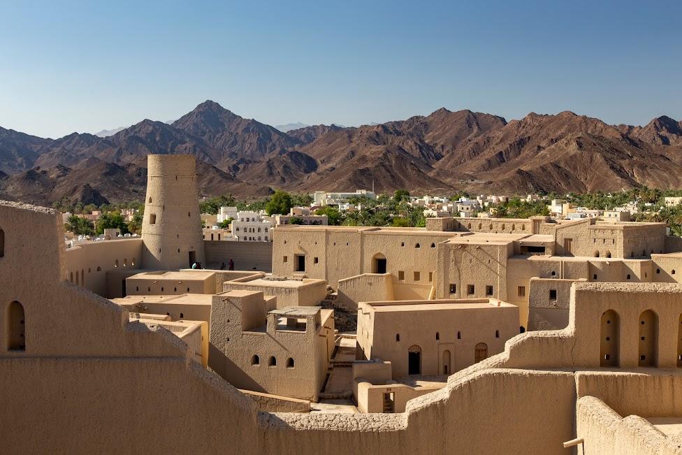 Fort Bahla, Oman