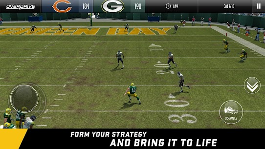 Madden NFL Overdrive Football 4