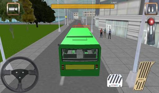 Transport Bus Simulator 2015