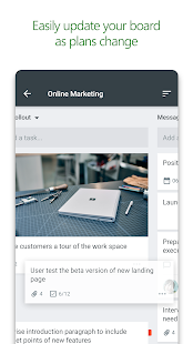 Microsoft Planner- screenshot thumbnail
