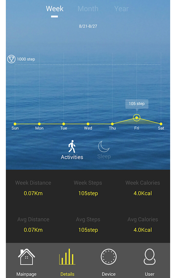 ZEB-FIT- screenshot