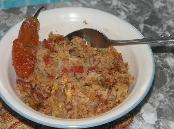 Camp Rice Recipe