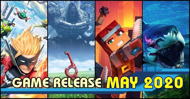 Game Release May 2020 เกมเด็ด เดือนพฤษภาคม 2563