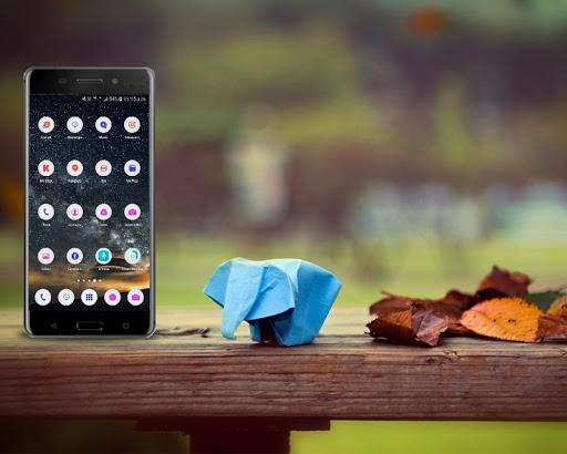 Launcher Theme for Nokia 6  screenshots 3
