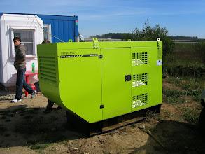 Photo: Generator Perkins 33 kva, Liftec, km16Buc-Pit
