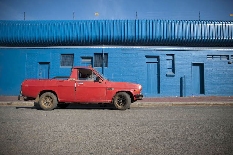 Randfontein – an old mining town where unemployment is high.
