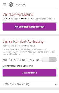 MeinCallYa- screenshot thumbnail