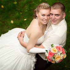 Wedding photographer Oksana Nikitina (OksanaNiki). Photo of 18.07.2014