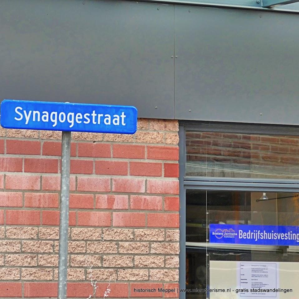 Aangeboden door: Stichting Microtoerisme InZicht Fotoblog Meppel Synagoge