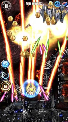 Code Triche Lightning Fighter 2 APK MOD screenshots 5