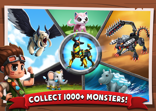 Battle Camp - Monster Catching 5.7.0 androidappsheaven.com 1