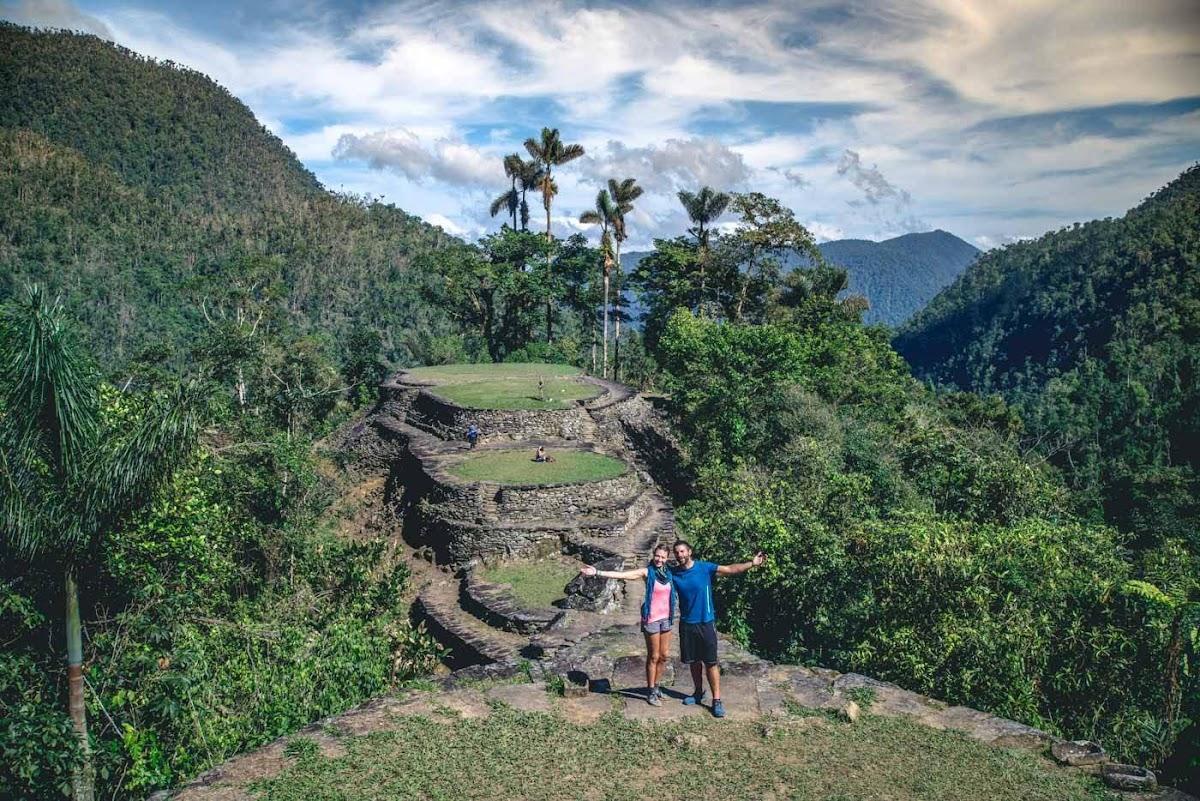Best Treks in South America // Colombia Lost City Trek