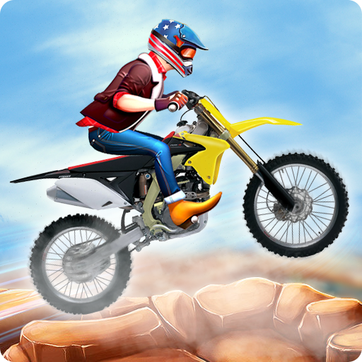 Bike Turbo Driving Racing - Multiplayer Game
