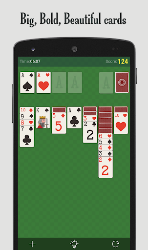 Solitaire  gameplay | by HackJr.Pw 8