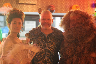 Photo: Halloween'13 More at: http://koreabridge.net/photos/halloween2013