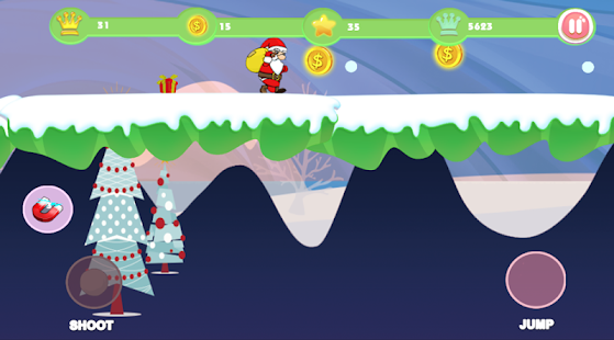 Kids Game Santa Claus Adventure - náhled