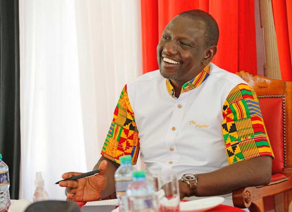 I have no problem with Uhuru launching projects with Raila – Ruto
