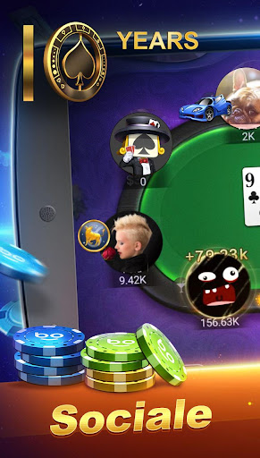 Texas Poker Italiano (Boyaa) 5.9.0 1