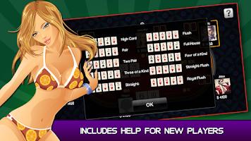 Screenshot of Texas Holdem Poker Offline
