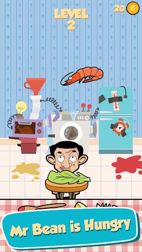 Mr Bean - Sandwich Stack u0635u0648u0631 1