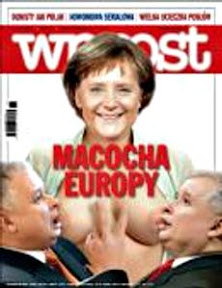 Angela Merkel ihre Titten locken die Blogger