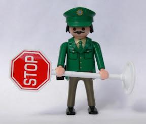 Polizei kauf Dich Duden!