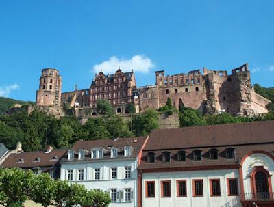 Heidelberg bei Sonnenschein