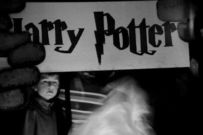 Kill Harry Potter