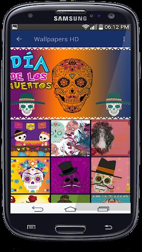 Du00eda de los Muertos FONDOS HD screenshots 3