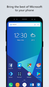 Microsoft Launcher 4.13.1.45876 Apk Free Download Latest Version 3