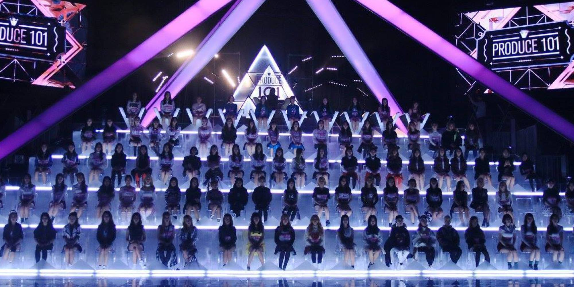 after i o i and wanna one mnet presents quot produce 48