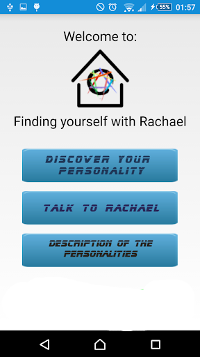 Finding yourself with Rachael