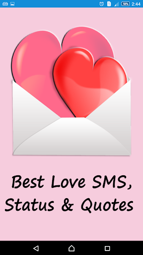 Best Love SMS Status Quotes