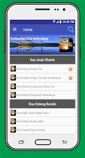 Kumpulan Do'a Terlengkap screenshot