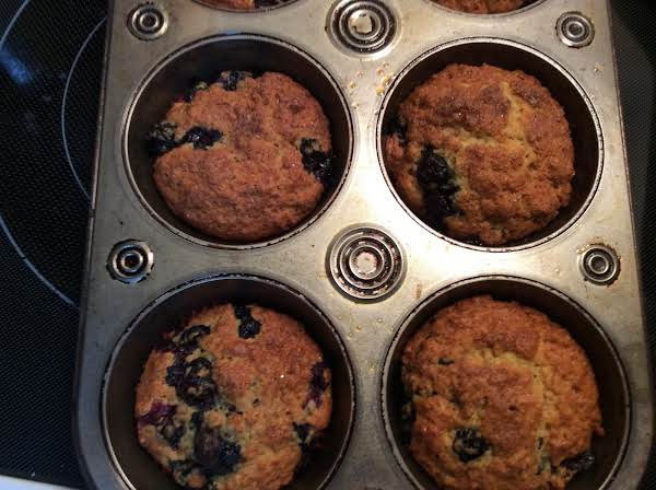 Moist And Delicious Blueberry Muffins