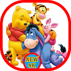 The Pooh Best Friends Wallpapers HD icon