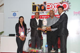 Photo: Nipo Industries, Chandarpur Runner-up Stall
