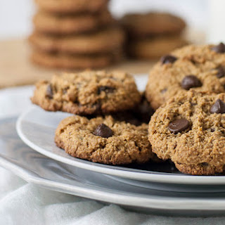 My Favourite Gluten-Free Chocolate Chip Cookies.