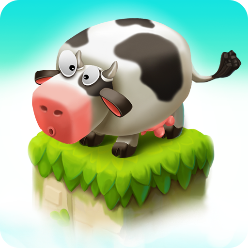 Share Android Game + MOD Game Android : CUBE SKYLAND: FARM